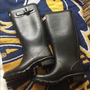 Hunter Boots Size W5